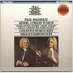Bach - Magnificat - Händel - Utrecht Te Deum