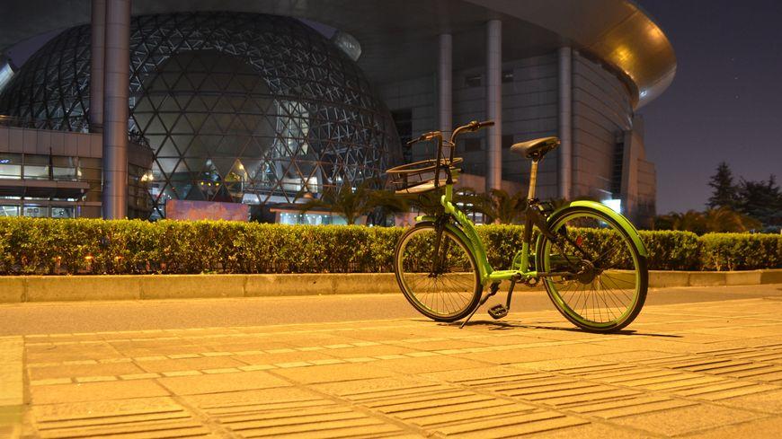 Le musée des sciences et des technologies de Shanghaï où sera exposée Lascaux 3