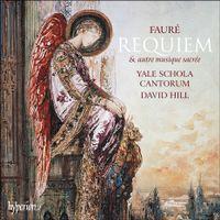 Requiem en ré min op 48 : 5. Agnus Dei - pour choeur violon violoncelle harpe et orgue