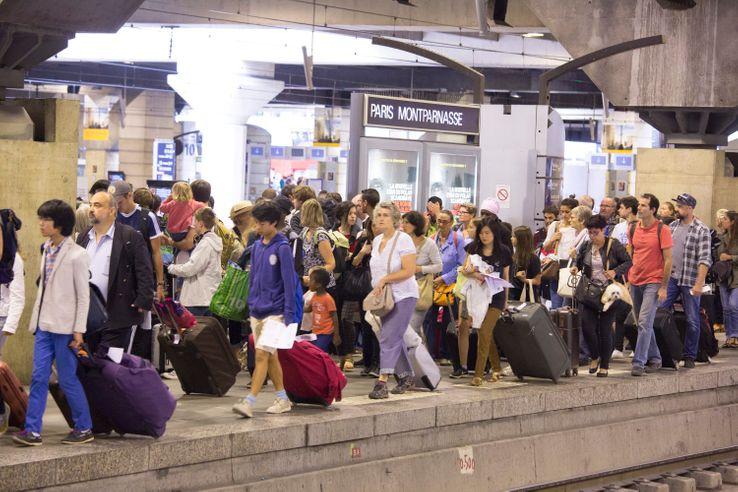 Le service de communication de la SNCF vis-à-vis des voyageurs a été particulièrement mis en cause l'été dernier lors d'une page géante et prolongée à Montparnasse, en plein week-end de chassé-croisé