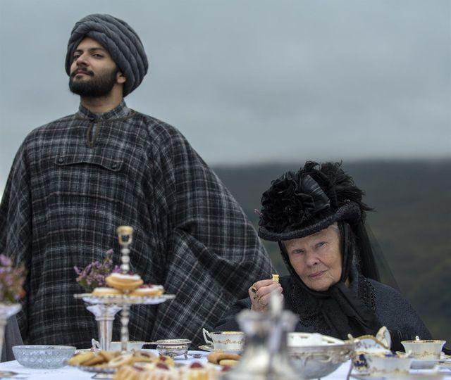 """""""Tea-time"""" dans les landes écossaises"""