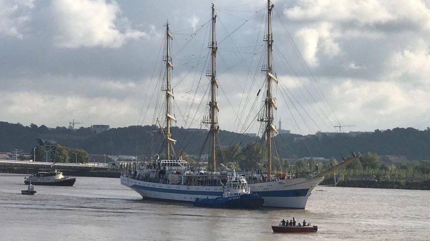 bateau ecole bordeaux
