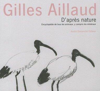 Gilles Aillaud, Encyclopédie de tous les animaux