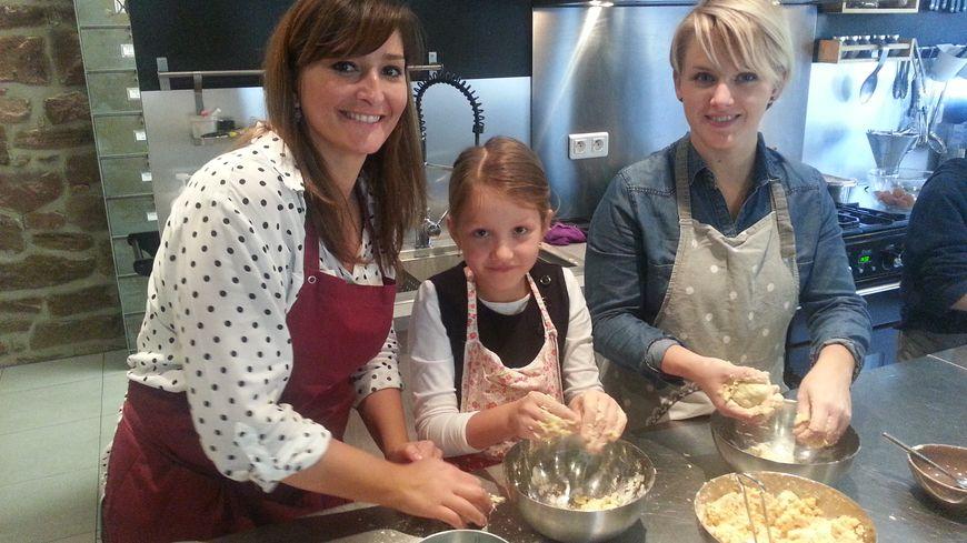 Semaine Du Goût Chez Joëlle Cuisine Près De Colmar Enfants Et