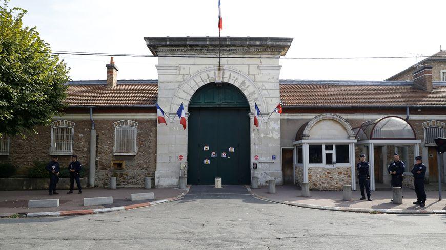 La maison d'arrêt de Fresnes, dans le Val-de-Marne