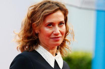 Emmanuelle Devos, festival de Deauville - 2017