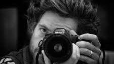 Le photographe Nicolas Anglade