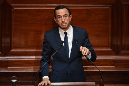 Le sénateur Bruno Retaillau, discours au Congrès de Versailles - juillet 2017