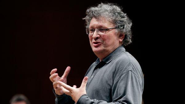 """René Jacobs """"La musique est une extension de la déclamation"""" (2/5)"""