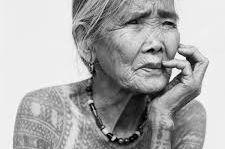 Série « Les dernières femmes tatouées de Kalinga », 2009-2013
