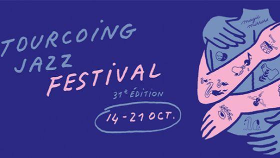 visuel Tourcoing Jazz Festival 2017