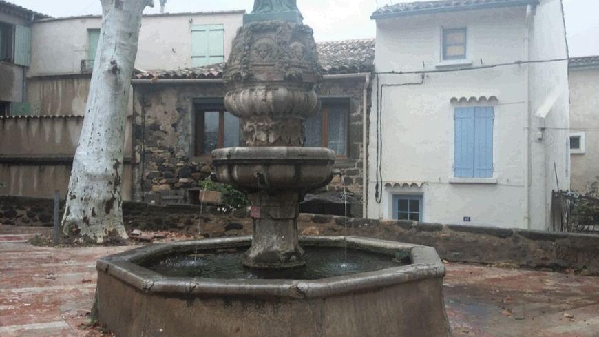 Fontaine de Péret