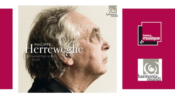 Philippe Herreweghe - The Harmonia Mundi years