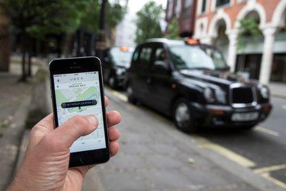 Uber, bientôt la fin aussi en France ?