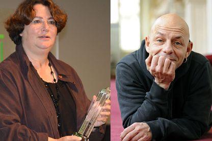 Lorraine Lévy et Christian Hecq