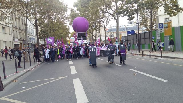 Cortège Sud Solidaire
