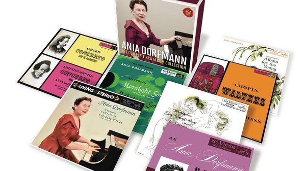 Ania Dorfmann, pianiste (2/5)