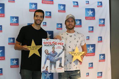 Tarek Boudali et Philippe Lacheau - 2017