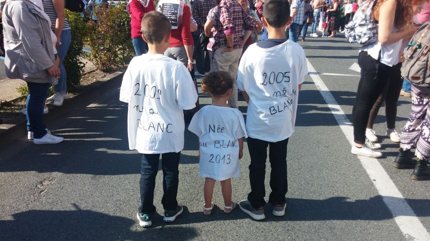 La manifestation de 2011 a permis d'empêcher la fermeture de la maternité.