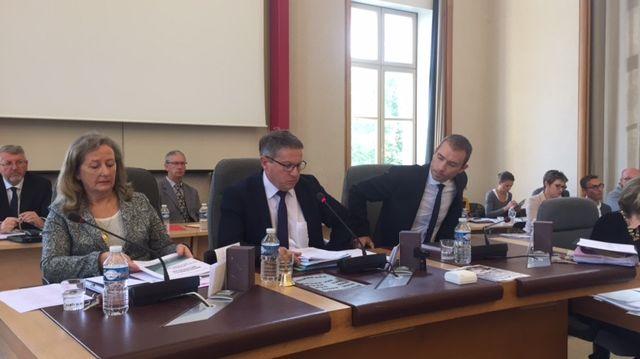 Noël Bourgeois, nouveau président du Conseil départemental des Ardennes
