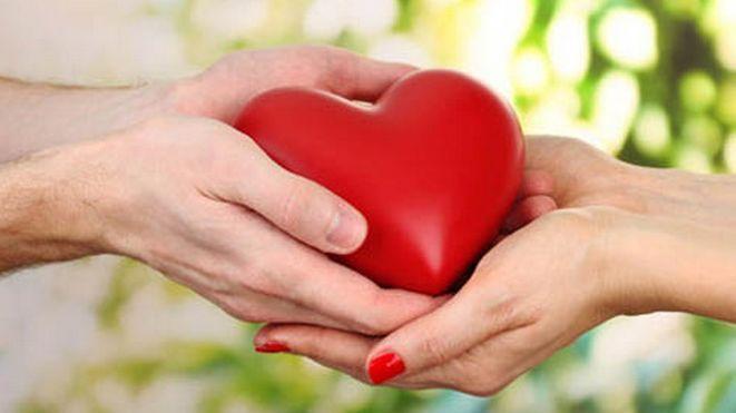 On peut avoir du coeur que l'on soit donneur ou pas