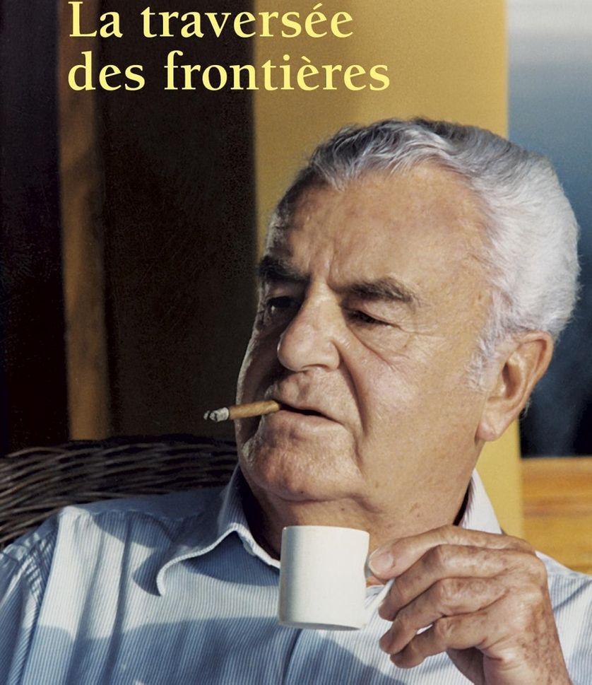"""Jean-Pierre Vernant, couverture de """"La Traversée des frontières"""""""