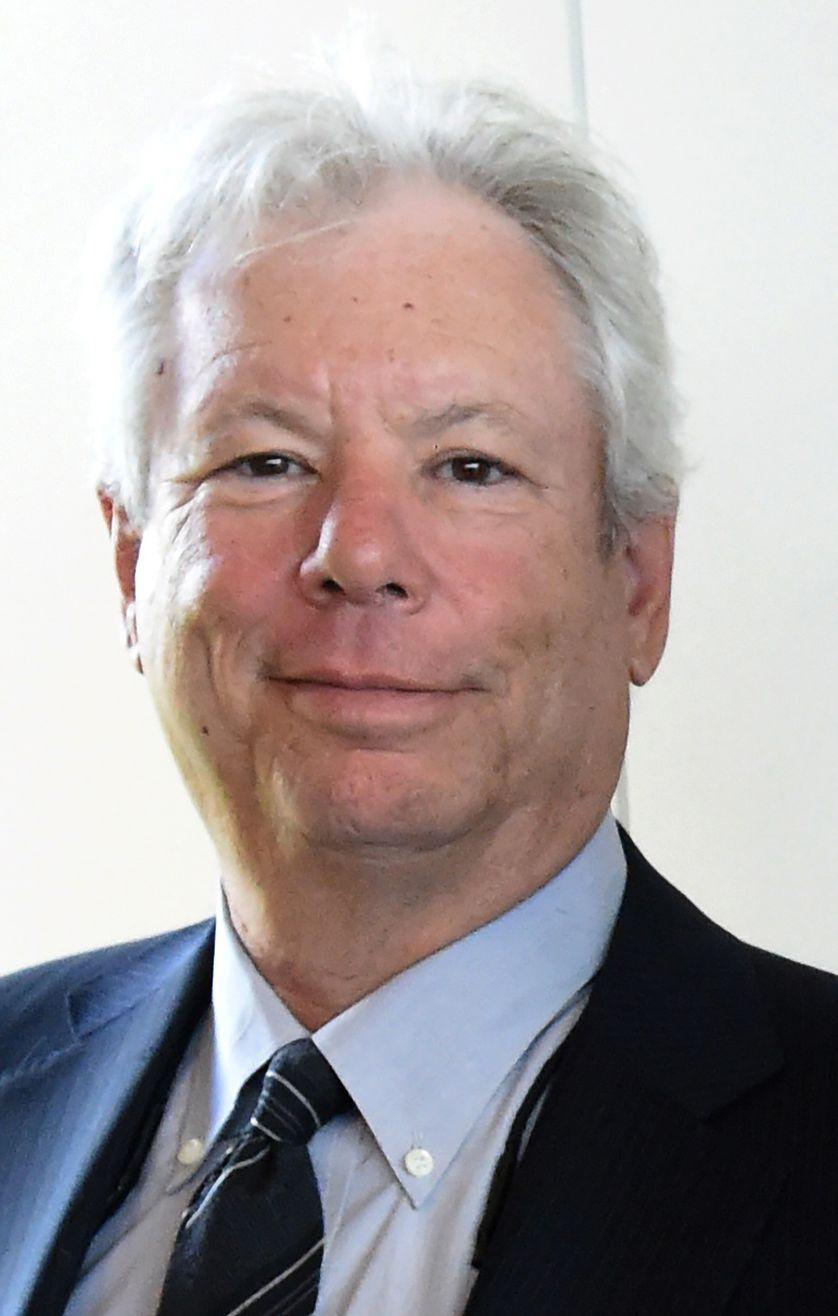 Richard Thaler, prix Nobel d'économie