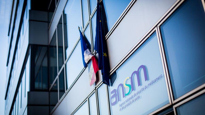 Le siège de l'Agence nationale du médicament, à Saint-Denis.