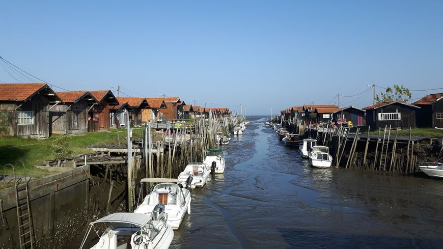Port ostréicole Gujan-Mestras