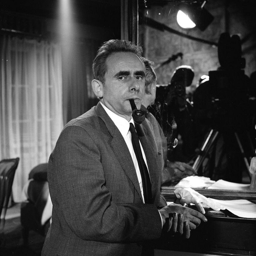 """Henri-Georges Clouzot sur le tournage de """"La vérité"""""""