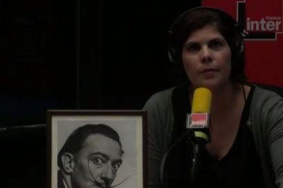 Christine Gonzales (capture d'écran)