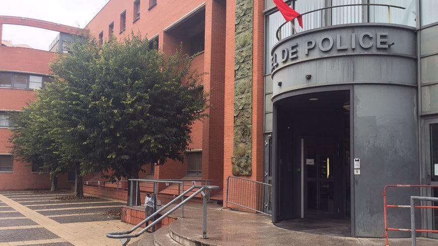 Commissariat central  de Toulouse