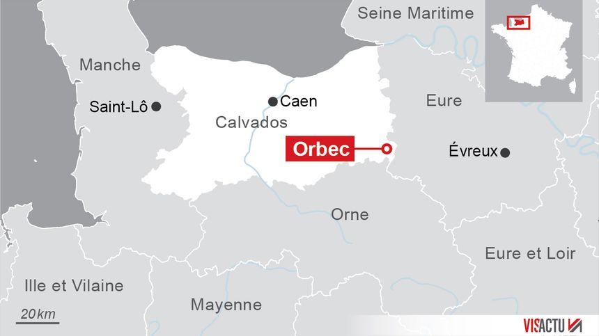 L'explosion d'un obus de la Seconde Guerre mondiale fait un mort dans une maison à Orbec (Calvados)