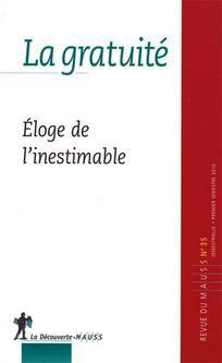 Revue du MAUSS, vol. 35, no. 1, 2010