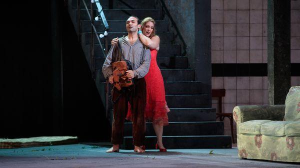 Représentation de Tiefland au Théâtre du Capitole
