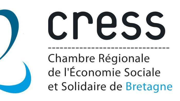 Logo de la Chambre régionale de l'Economie Sociale et Solidaire de Bretagne