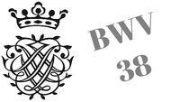 """Cantate BWV 38 : """"Aus tiefer Not schrei' ich zu dir"""""""