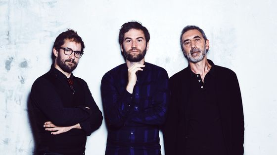 Émile Parisien, Roberto Negro, Michele Rabbia