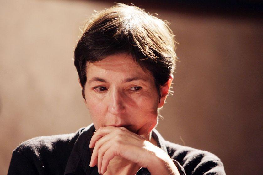 Christine Angot en 2009.