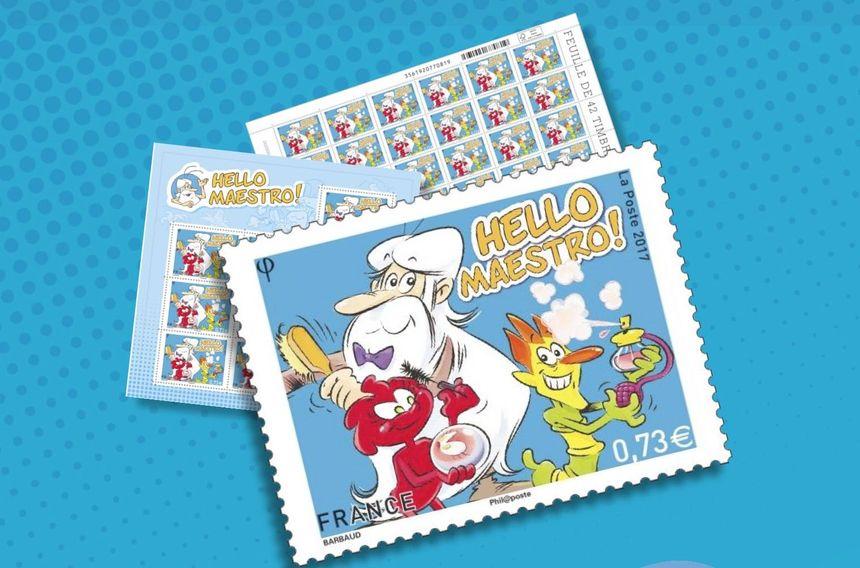 Les timbres sont déjà disponibles sur internet ou dans les guichets de la Poste