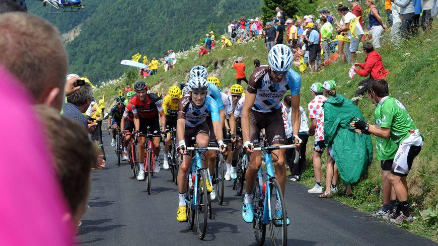 Le peloton du Tour de France 2018 devrait emprunter les montagnes du pays basque lors de la dernière semaine, au cours d'une étape partant de Saint-Pée-sur-Nivelle