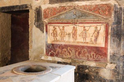 Thermopolium de Vetutius Placidus, Pompei