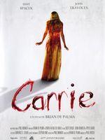 Affiche Carrie au bal du diable de Brian de Palma (1977)