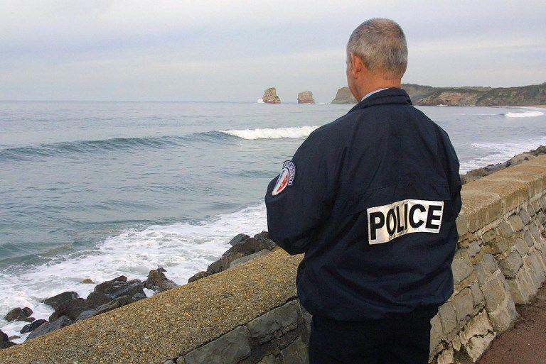 Un policier à Hendaye