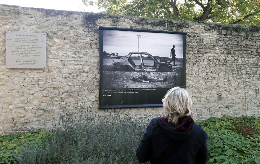 Exposition à Bayeux en ce moment de photos de Jan Grarup. Images au cœur du conflit contre l'État islamique pour libérer Mossoul