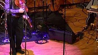 Garth Knox en enregistrement pour Alla Breve