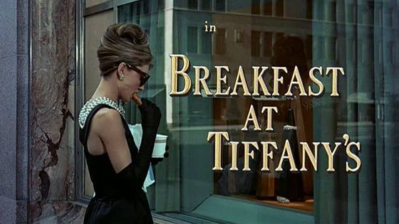 "Film de Blake Edwards ""Breakfast at Tiffany's"" 1962"