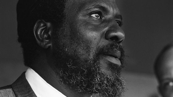 Thelonious Monk (October 10, 1917-February 17, 1982)