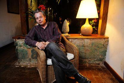 Gregoire Brouiller au Festival littéraire international de Paraty (FLIP) au Brésil.