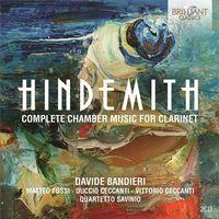 Musikalisches Blumengärtlein und Leyptziger Allerley : 1. Pièce n°1 - pour clarinette et contrebasse - Davide Bandieri